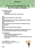 FREE Jesse Tree bauble investigation!