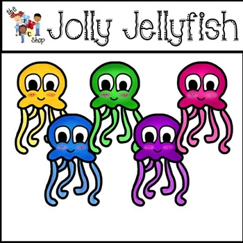 FREE! Jolly Jellyfish