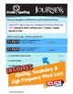 FREE Journeys 1st Grade Spelling & Vocabulary Units 1-6 Lesssons Games Tests