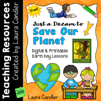 Just a Dream to Save Our Planet Freebie