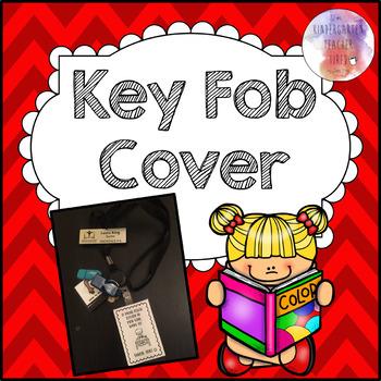 FREE Key Fob Class List Covers