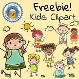 FREE Kids Clip Art - Katrina Keegan Clips - BIG SET (64 im