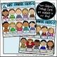 FREE Kids Feelings Face and Speech Bubble Clip Art - Chirp