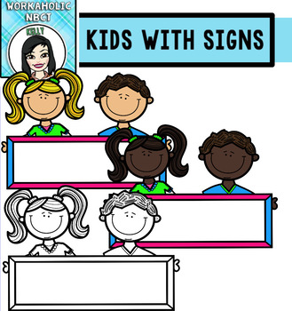 FREE Kids with Signs