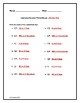 FREE Kindergarten Number Place Value Worksheets - HUNDREDS, TENS and ONES
