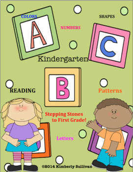 Free Downloads Kindergarten Printables! Math + ELA  Early Finishers