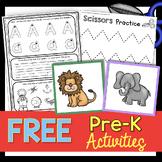 FREE Kindergarten Readiness Program - Pre-K Preschool PreK
