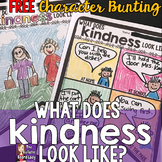 FREE Kindness Bunting    #kindnessnation #weholdthesetruths