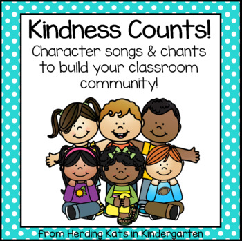 FREE Kindness & Charcter Songs