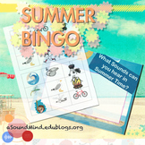 FREE LESSON: Summer Bingo