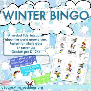 FREE LESSON: Winter Bingo