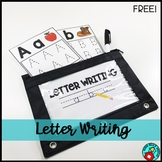 FREE LETTER TRACING PRACTICE