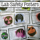 FREE Lab Safety Posters