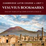FREE Latin Bookmarks | Cambridge Latin Course Stage 12