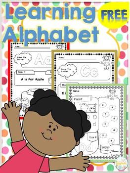 FREE Learning Alphabet