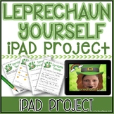 St. Patrick's Day iPad Project: Leprechaun Yourself