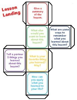 FREE Lesson Landing