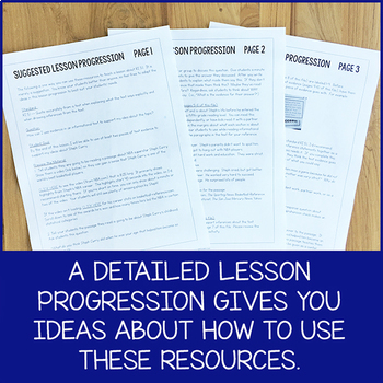 FREE Lesson Pack for RI.5.1 (Drawing Inferences)