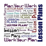 FREE Lesson Plan Album Insert