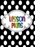 {FREE!} Lesson Plan, Gradebook, and Teacher Binder Covers and Spines