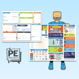 FREE: Lesson Plan Template - The PE Project