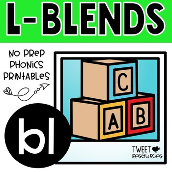 "FREE Let's Learn The Blend ""bl"" NSW Font Edition"
