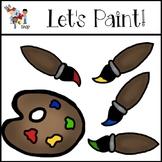 FREE! Let's Paint!