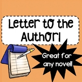 FREE Letter to the Author Writing Assignment