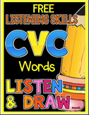 Listen & Follow Directions CVC Words