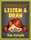 Listening Skills - Listen and Follow Directions