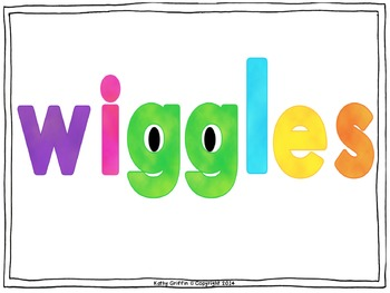 FREE Listening Strategies Mini-Video Did You Ever Have the Wiggles