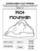 FREE Literary Elements Foldables for Plot in Interactive N