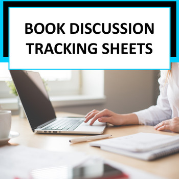 {FREE} Literature Circle Discussion Evaluation/Tracking Sheet