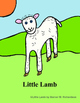 FREE: Little Lamb Christian Children's Book Bulletin Board Images