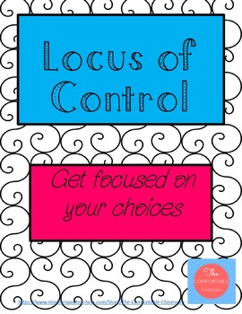 FREE Locus of Control Card Sort