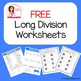 FREE Long Division Worksheets