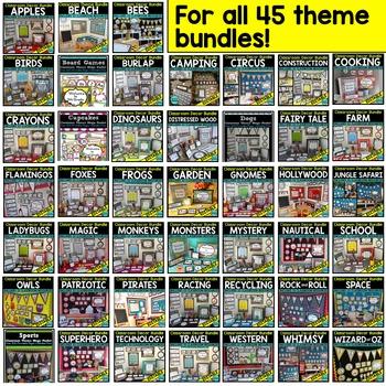 FREE Long/Short Vowel Alphabet Posters Classroom Themes & Decor