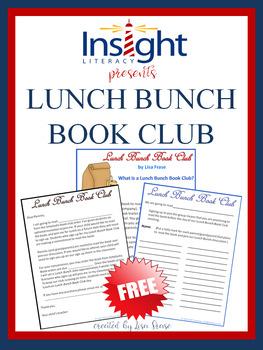 Book club lunch menu ideas