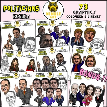 Politician Clipart - Martin Luther King