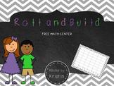 FREE MATH CENTER - Kinder by Kristin