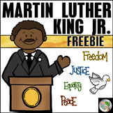 Martin Luther King Jr. - Free