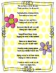 FREE MOTHER'S DAY POEM K-2: Ready to Go or Add Student Art!