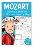 FREE MOZART currículo creativo - Español / Spanish music