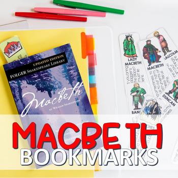 FREE Macbeth Bookmarks