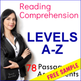 FREE - Main Idea & Theme: Reading Passages Comprehension and Questions (Gr. 3-7)