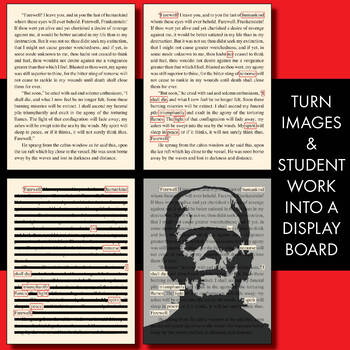 Black Out Poetry, Fun Poetry Activity, Blackout Poem Lecture Slides, FREE