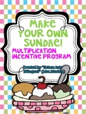 FREE Make your own Sundae - Multiplication Incentive Program