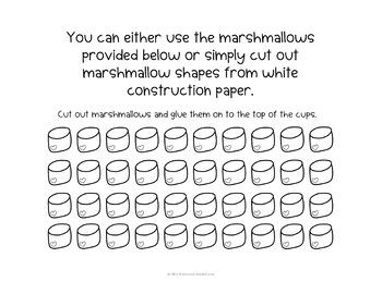 FREE! Marshmallow Math
