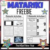 FREE Matariki Māori New Year Activity Sheet
