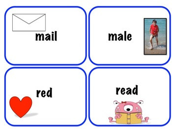 FREE Matching Homophones Games